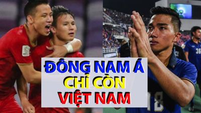 Trung Quốc loại Thái Lan, cả ĐNÁ chỉ còn Việt Nam vào tứ kết