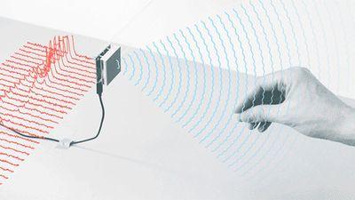 Điều khiển vật thể bằng cảm biến radar
