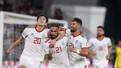 Xác định cặp tứ kết đầu tiên ở Asian Cup 2019