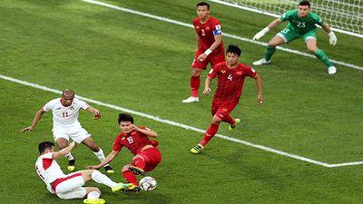 120 phút nghẹt thở không phân định thắng thua giữa ĐT Việt Nam và Jordan