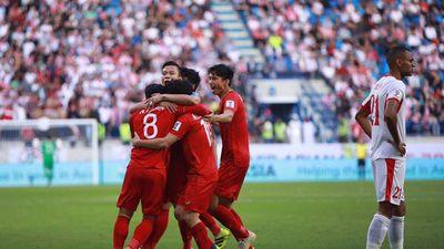 Tuyển Việt Nam vào tứ kết Asian Cup 2019: Hoàn hảo!