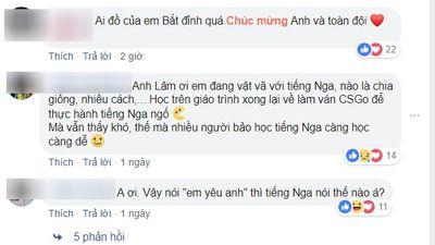 Đặng Văn Lâm - Thủ thành xuất sắc giúp Việt Nam lọt Tứ kết Asian Cup bất ngờ làm thêm nghề dạy tiếng Nga trên MXH