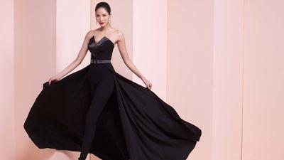 CLIP: Những màn thả dáng đẳng cấp làm nên 'thương hiệu' của Á hậu Hoàng Thùy