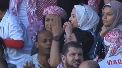 Cổ động viên Jordan: Họ đã đánh bại chúng ta thuyết phục