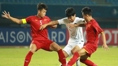 VFF bán vé online trận đấu của U22 Việt Nam
