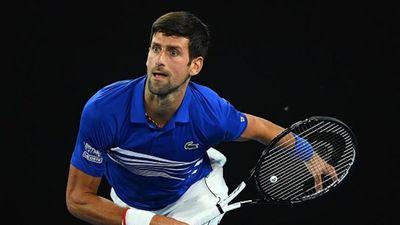 Tiến công thần tốc, Djokovic thắng kịch tính Medvedev sau 4 set