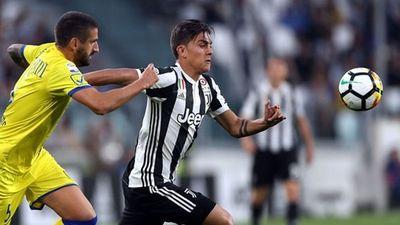Highlights: Ronaldo 'xịt', Dybala chói sáng, Juventus thắng Chievo 3-0