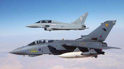 Ngạc nhiên số chiến đấu cơ Anh vừa rút khỏi Syria
