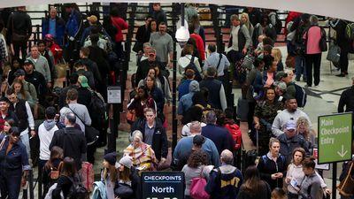 Khủng hoảng an ninh sân bay Mỹ