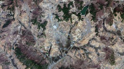 Phát hiện địa điểm nghi là căn cứ tên lửa bí mật của Triều Tiên
