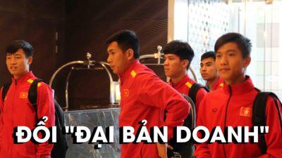 Vào top 8, đội tuyển Việt Nam ở khách sạn siêu sang