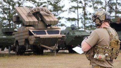 Mỹ sử dụng hệ thống phòng không Nga trong huấn luyện