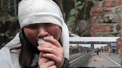 Tai nạn 8 người chết ở Hải Dương: Đau thương bao trùm thôn Lương Xá