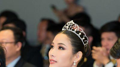 Hoàng Thùy bất ngờ 'để lộ' dự án cộng đồng có thể mang đến Miss Universe 2019