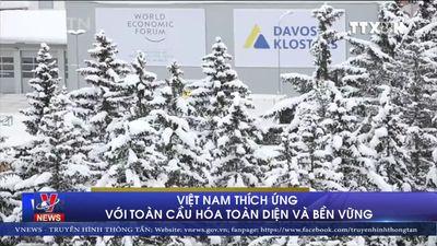 Việt Nam thích ứng với toàn cầu hóa toàn diện và bền vững