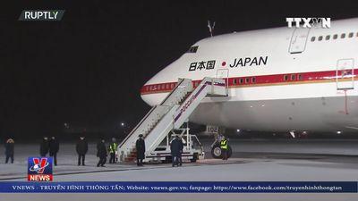 Nga, Nhật Bản tìm cách thúc đẩy hiệp ước hòa bình