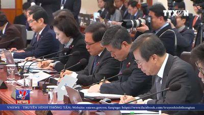 Hàn Quốc hối thúc Trung Quốc hợp tác xử lý bụi mịn