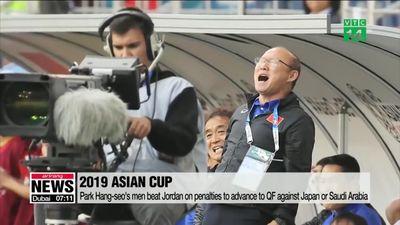 Trận Việt Nam vs Jordan đạt kỷ lục về tỷ suất người xem tại Hàn Quốc