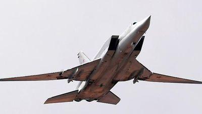 Máy bay ném bom siêu thanh của Nga rơi, 2 người thiệt mạng