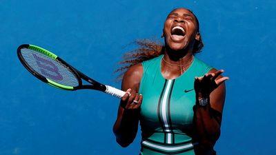 Vấp ngã phút cuối, Serena Williams bị loại ở tứ kết