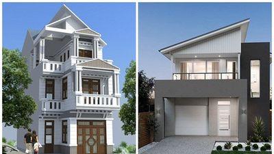 10 mẫu nhà phố hiện đại 6x15 đẹp tinh tế