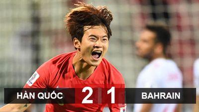 Highlight Hàn Quốc 2 - 1 Bahrain - Đội bóng quê hương thầy Park tiến vào tứ kết