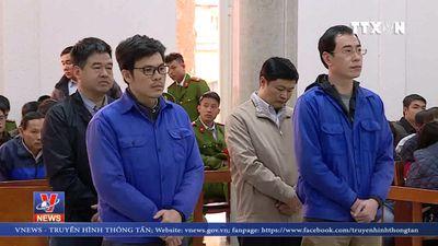 25 năm tù cho 4 bị cáo nguyên lãnh đạo Công ty Lọc hóa dầu Bình Sơn