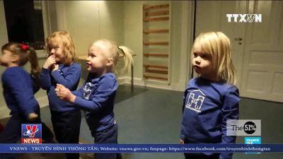 Mô hình giáo dục giới tính tại Iceland