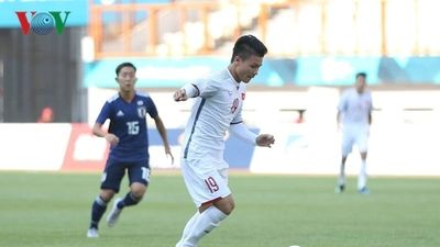 Clip: Xem lại trận Olympic Việt Nam 1-0 Olympic Nhật Bản ở Asiad 2018