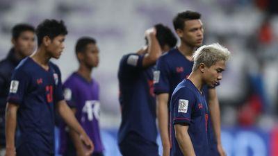 ĐT Thái Lan gục ngã ở Asian Cup 2019: Vị đắng giấc mơ 'hóa rồng'