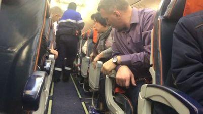Định cướp máy bay: Người đàn ông Nga say rượu bị bắt giữ