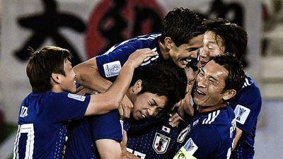 Nhật Bản toàn thắng tuyển Việt Nam khi hai đội gặp nhau