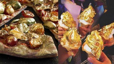Dubai - nơi xa xỉ với những cây kem dát vàng, giá gần 1.000 USD