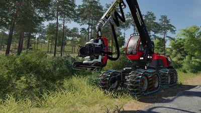 Game làm nông Farming Simulator 19