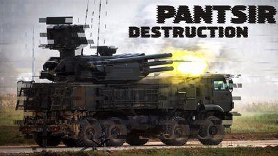 Bóc mẽ video phá hủy Pantsir-S1 của Israel