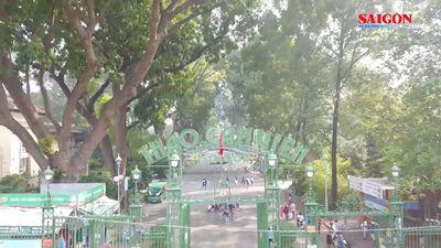 Thảo Cầm Viên Sài Gòn trong mắt trẻ thơ