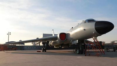 Soi máy bay ném bom chiến lược duy nhất của Trung Quốc