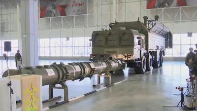 Nga trình làng tên lửa bị Mỹ tố vi phạm hiệp ước hạt nhân