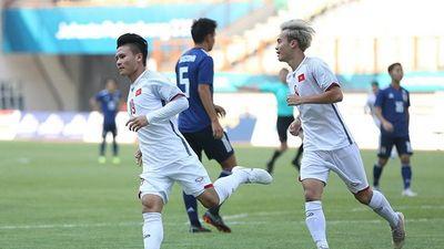 Quang Hải và đồng đội từng đánh bại Nhật Bản như thế nào?