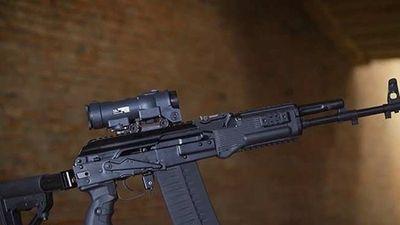Nga bắt đầu sản xuất súng trường mới AK-308