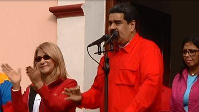 Tổng thống Venezuela Maduro tức giận cắt đứt quan hệ với Mỹ