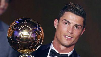 Ribery vẫn cay cú vì tuột mất Quả bóng Vàng 2013 vào tay Ronaldo