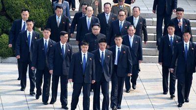 Kinh ngạc 'lá chắn thép' bảo vệ tuyệt đối lãnh đạo Mỹ-Triều