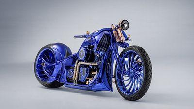 Siêu môtô Harley-Davidson đắt nhất thế giới giá 43 tỷ đồng