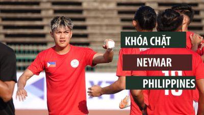 'Neymar Philippines' đang chơi bóng ở Anh là mối đe dọa cho U.22 Việt Nam