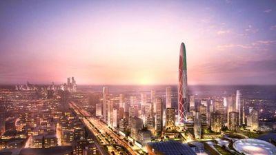 Dubai sắp xây tòa nhà chọc trời mới cao 550 mét
