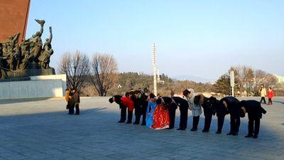 Người Triều Tiên thành kính tưởng nhớ cố lãnh đạo Kim Jong-il