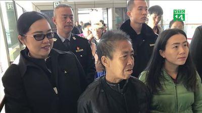 Người phụ nữ đi lạc hơn 600km từ Thái Lan sang Trung Quốc