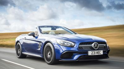 Cận cảnh Mercedes-AMG SL63 được độ với sức mạnh lên đến 789 mã lực