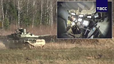 Xe tăng thế chỗ Armata hủy diệt mục tiêu